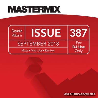 Mastermix Issue 387 [2018] September / 2xCD