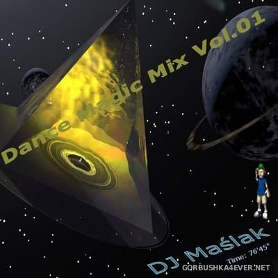 DJ Maslak - Dance Magic Mix vol 01 [2002]