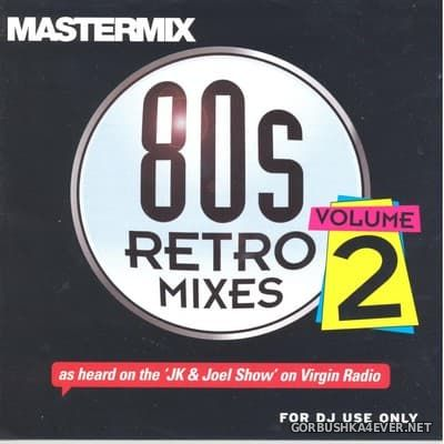 [Mastermix] 80s Retro Mixes vol 2 [2008]