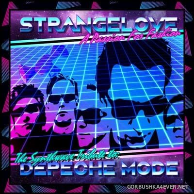 Strangelove - A Passion For Fashion (A Synthwave Tribute to Depeche Mode) [2018]