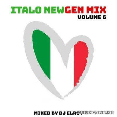 DJ Elroy - New Generation Mix 6 [2018]
