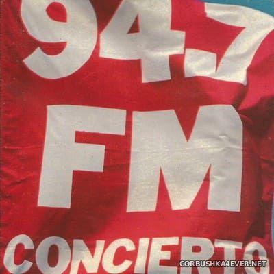 [Rave On] 94.7 FM Concierto [1995]