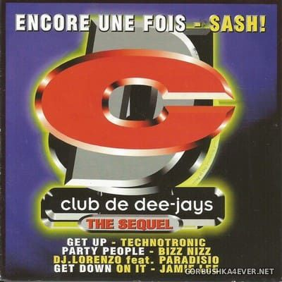 [Rave On] Club De Dee-Jays - The Sequel [1997]