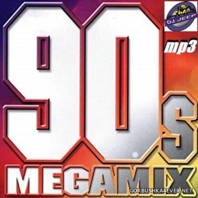 DJ Jeep - 90s Megamix [2018]
