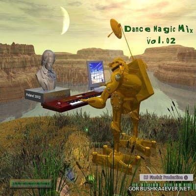 DJ Maslak - Dance Magic Mix vol 02 [2002]