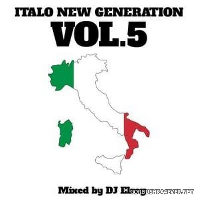 DJ Elroy - New Generation Mix 5 [2018]