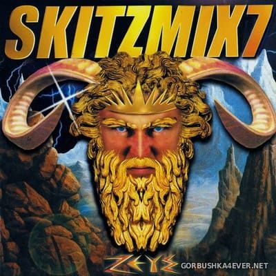 Skitzmix 7 [2000] Mixed By Nick Skitz