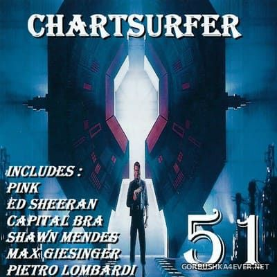 [Ruhrpott Records] Chartsurfer 51 [2018] / 2xCD