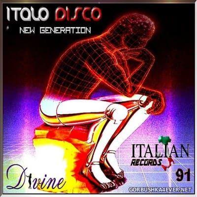 DJ Divine - Divine Italian Records 91 [2018]