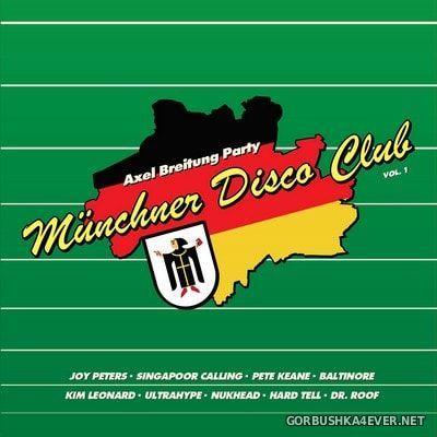 Axel Breitung Party - Munchen Disco Club vol 1 [2018]