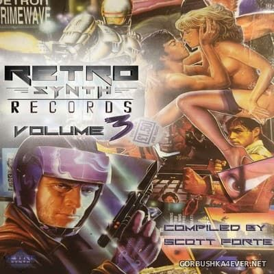 RetroSynth Records vol 3 [2018]
