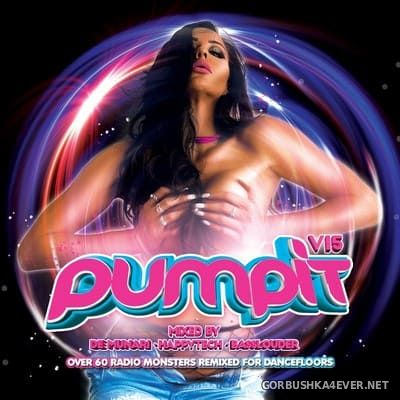Pump It vol 15 [2018] Mixed By De Munari, Happytech & Basslouder