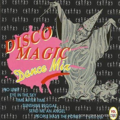 [Musica Vision] Disco Magic - Dance Mix vol 1 [1993]