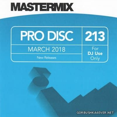 [Mastermix] Pro Disc 213 [2018]
