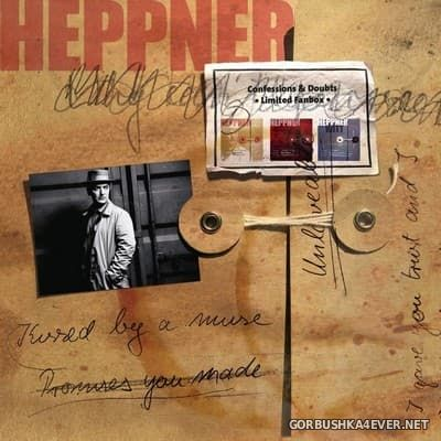 Peter Heppner - Confessions & Doubts [2018] / 4xCD / Limited Fanbox