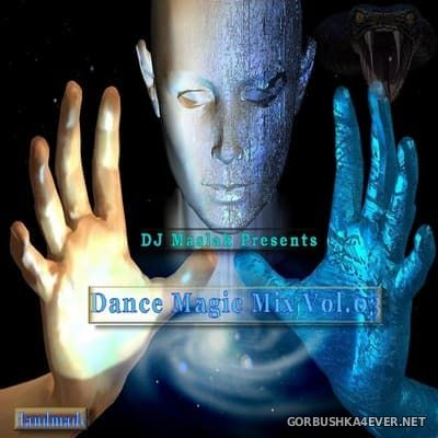DJ Maslak - Dance Magic Mix vol 03 [2002]