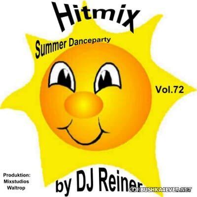 DJ Reiner - Hitmix vol 72 [2005]