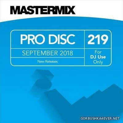 [Mastermix] Pro Disc 219 [2018]