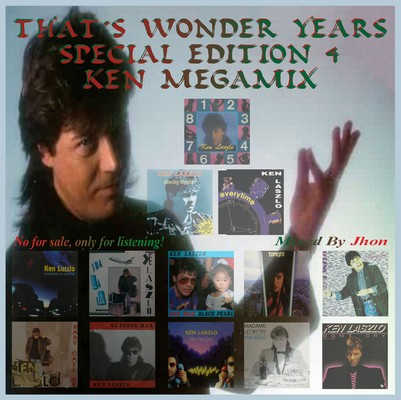 DJ Jhon - That's Wonders Years [Ken] Mix 2011