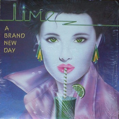 Lime - A Brand New Day [1988]