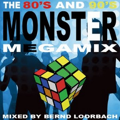 The 80s And 90s Monster Megamix [2011]