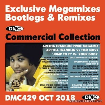 DMC Commercial Collection 429 [2018] October / 2xCD