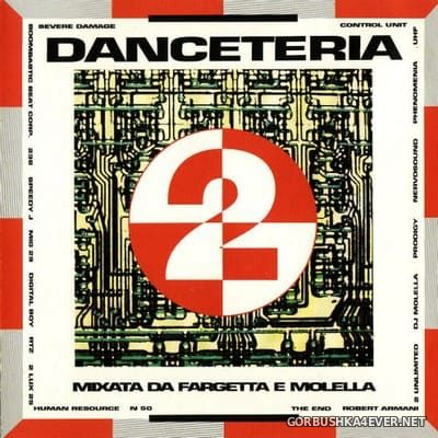 [Free Records Independent] Danceteria 2 [1992] Mixed by Molella & Fargetta