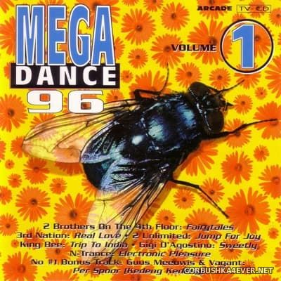 [Arcade] Mega Dance 96 vol 1 [1996]