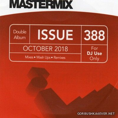 Mastermix Issue 388 [2018] October / 2xCD