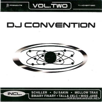 DJ Convention - Volume Two [1999] / 2xCD / Mixed by Hiver & Hammer