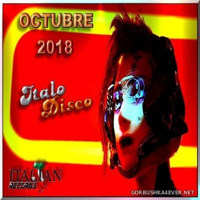 DJ Divine - Italo Disco October Mix 2018