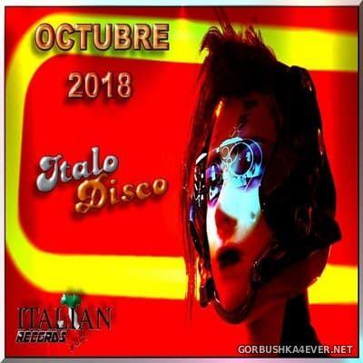 DJ Divine - Italo Disco October Mix 2018