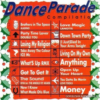[Discomagic Records] Dance Parade Compilation [1993] Mixed by Masterdance