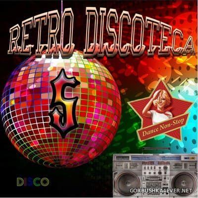 CJ Kostya65 - Retro Discoteca 5 [2013]