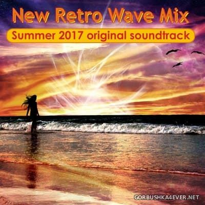 DJ Comm - New Retro Wave Mix Summer 2017