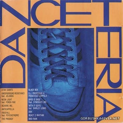 [Free Records Independent] Danceteria [1991] Mixed by DJ Professor