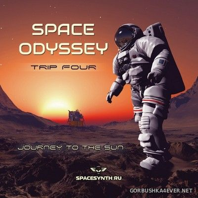 Space Odyssey. Journey To The Sun [2018] / 2xCD