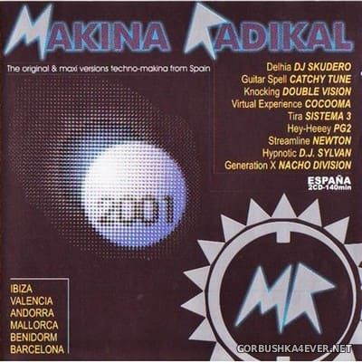 [Iman Records] Makina Radikal 2001 [2001] / 2xCD