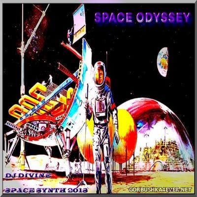 DJ Divine - Space Odyssey Synth Mix 2018