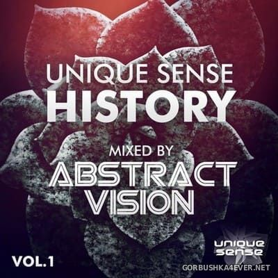 Unique Sense History vol 1 (Mixed By Abstract Vision) [2015]