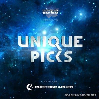 Unique Sense presents Unique Picks [2016] Mixed by Photographer