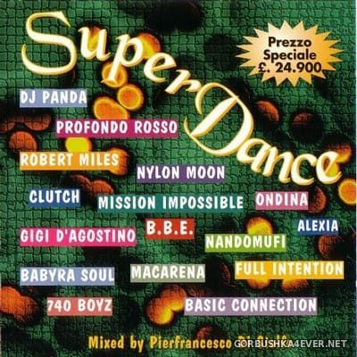 [Flying Records] Superdance [1996] Mixed by Pierfrancesco Di Stolfo