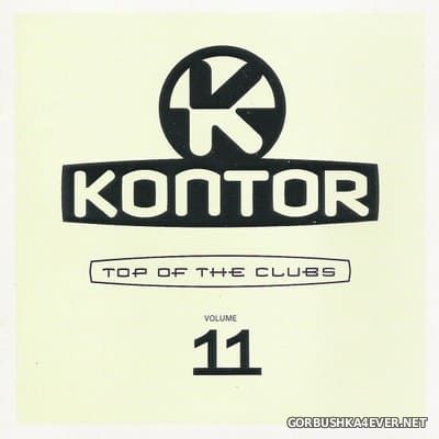 [Kontor] Top Of The Clubs vol 11 [2001] / 2xCD