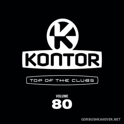[Kontor] Top Of The Clubs vol 80 [2018] / 4xCD