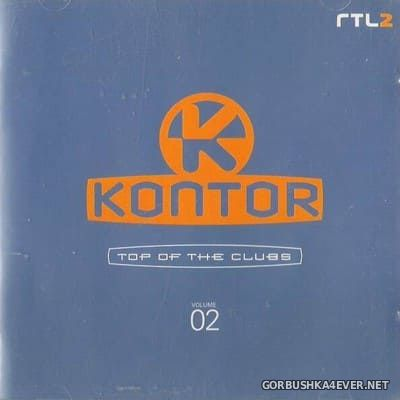 [Kontor] Top Of The Clubs vol 2 [1998] / 2xCD