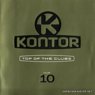 [Kontor] Top Of The Clubs vol 10 [2001] / 2xCD
