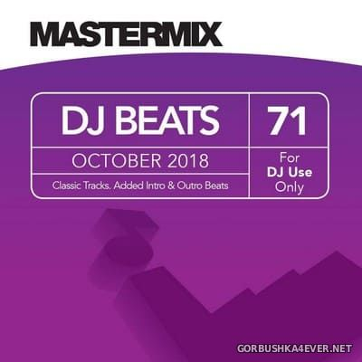 [Mastermix] DJ Beats vol 71 [2018]
