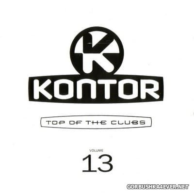 [Kontor] Top Of The Clubs vol 13 [2001] / 2xCD