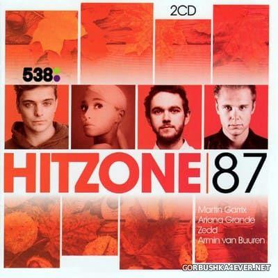 538 Hitzone 87 [2018] / 2xCD