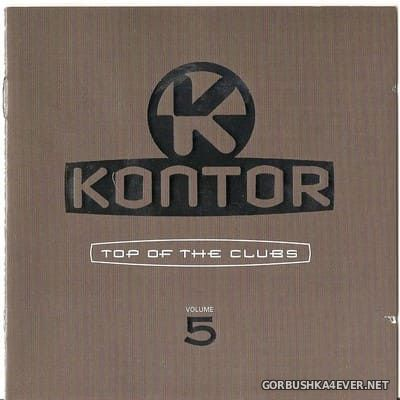 [Kontor] Top Of The Clubs vol 5 [1999] / 2xCD